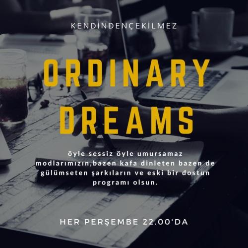 ordinary dreams