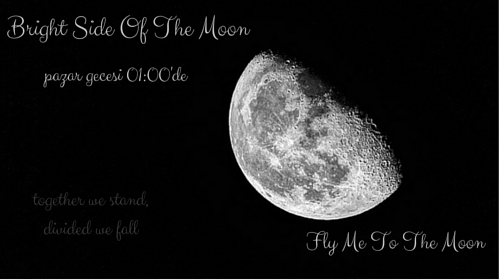 bright side of the moon